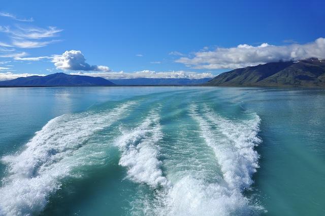 Urlaub auf einem Hausboot