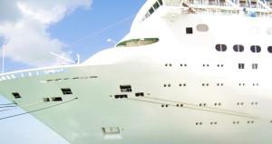 Beispielhaftes Kreuzfahrtschiff