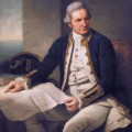 Porträt von James Cook